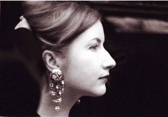 Carole Morin novelist photographed by Don Watson
