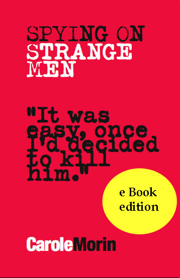 Strange men cover eBook
