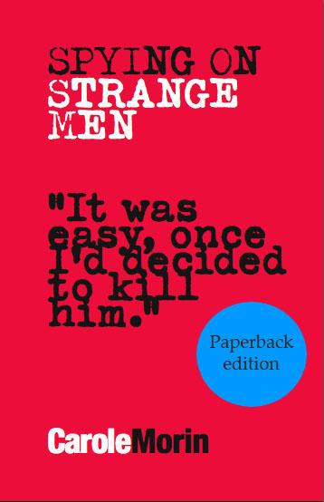 strange men cover (paperback)